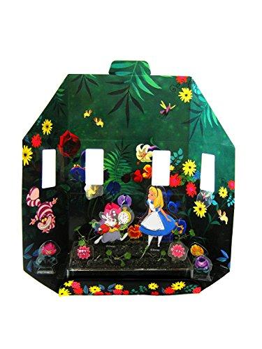 世界でいちばん小さな畑(栽培キット) ふしぎの国のアリス アリス(四季なりいちご&ローズマリー)