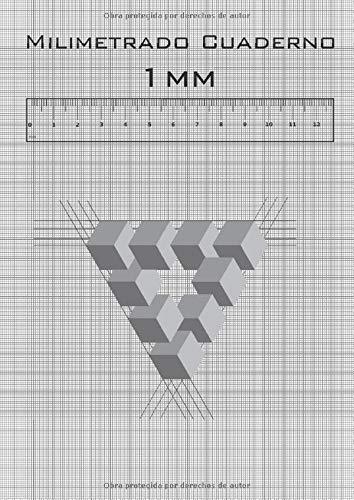 Milimetrado Cuaderno, Papel de dibujo preciso: dibujo técnico para ingenieros