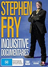 Stephen Fry Inquisitive Documentaries - 6-DVD Box Set ( Stephen Fry and the Gutenberg Press (The Machine That Made Us) / Last Chance to See Return of the Rhino / Last Chance to See / Stephen Fry