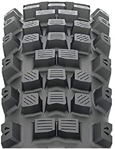 Kenda 159A2082 K787 Equilibrium Front/Rear Tire - 4.50-18 , Position: Front/Rear, Rim Size: 18, Tire Application: All-Terrain, Tire Size: 4.50-18, Tire Type: Offroad, Tire Ply: 6