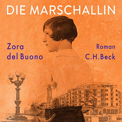 Die Marschallin audiobook cover art