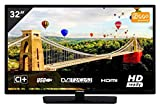 TV LED 80 cm Hitachi 32HE1000 - Tlviseur LCD 32 pouces - Tuner TNT/Cble/Satellite