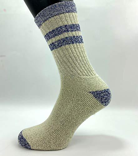 Socks for Men Women Ladies Unisex Moisture Wicking Every Day Athletic Cotton Running Socks Cushioned Anti Blister Sports Socks No Stink Trainer Regular Size 6-11 (Pack of 3)