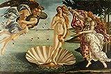Puzzles De Madera Puzzles El Nacimiento De Venus 1000 Piezas Rompecabezas Para Adultos Rompecabezas De Madera Rompecabezas De Pintura De Fama Mundial Juguetes Para Niños Decoración Del Hogar