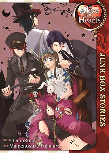 Alice in the Country of Hearts: Junk Box Stories