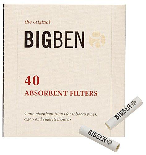 BIGBEN『9ミリフィルター 10本×2パック』