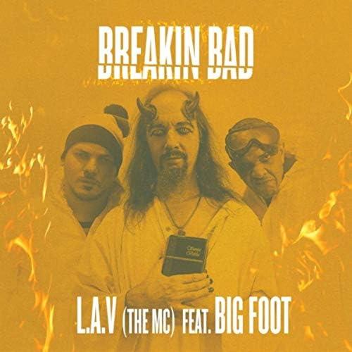 L.A.V the MC feat. Big Foot