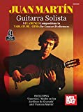Guitarra Solista - 8 Flamenco Compositions in Tablature/CIFRA for Concert Performers (English Edition)