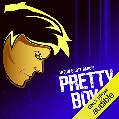 Pretty Boy audiobook cover art