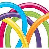 <span class='highlight'><span class='highlight'>Qualatex</span></span> 45195 260QTROPICAL AST 100CT Modelling or Twisting Balloons