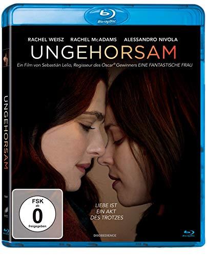 Ungehorsam [Blu-ray]
