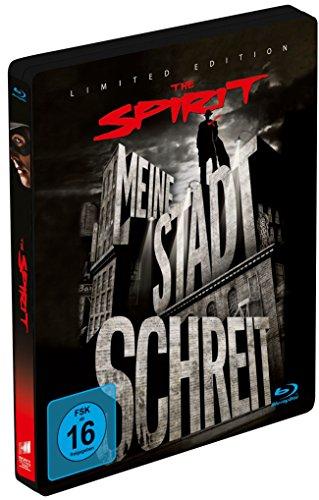The Spirit - Steelbook [Blu-ray]