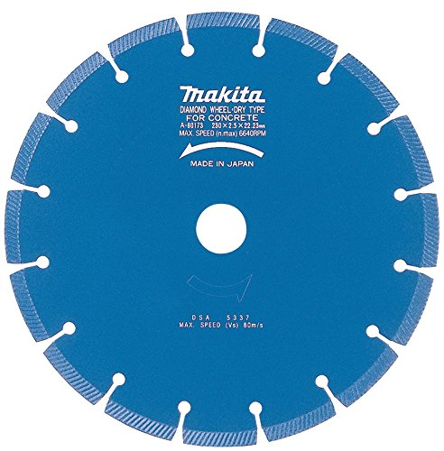 マキタ(Makita) ダイヤモンドホイール 外径230mm カッタ用(セグメント普及タイプ) A-31170