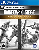 Tom Clancy's Rainbow Six Siege - Gold Edition (輸入版:北米) - PS4 [並行輸入品]