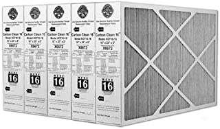 Lennox Carbon Coated X6672 Healthy Climate MERV 16 Filter (5 Pack)