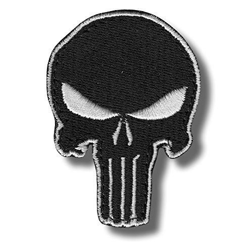 Punisher - bordado parche 5x7 cm
