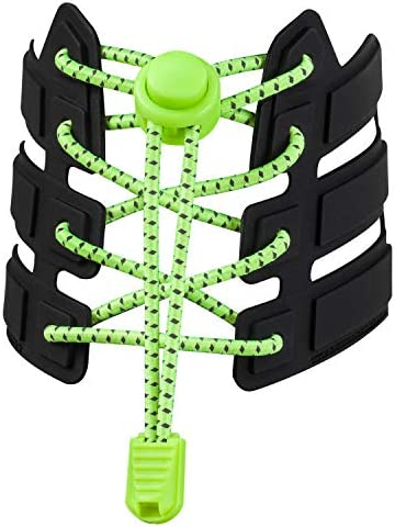 UGY Elastic Locks Shoe Laces No Tie Shoelaces for Adults and Kids Sneakers product image