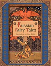 Russian Fairy Tales (Illustrated)