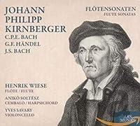 Kirnberger: Flötensonaten