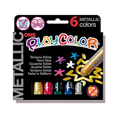 Instant 906820 - Paquete de 6 lápices de colores, Multicolor