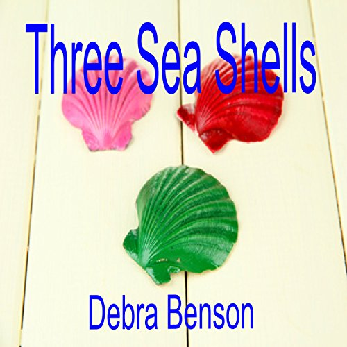Three Sea Shells  By  cover art