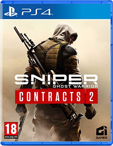 Sniper Ghost Warrior Contracts 2 (PlayStation 4) (AT-PEGI) [Importación alemana]