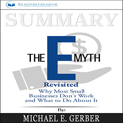 Summary: The E-Myth Revisited audiobook cover art