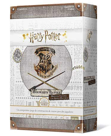 Usaopoly - Juego de Mesa Harry Potter Hogwarts Battle Defensa contra Las...