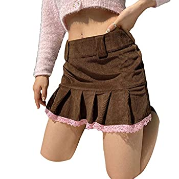 Best brown denim skirt Reviews