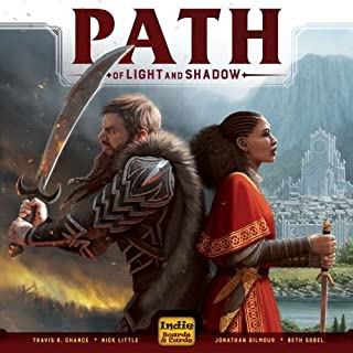 Path of Light & Shadow Board Games