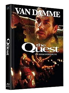 The Quest - Die Herausforderung - Mediabook Cover B - Limitiert auf 125 Stück [Blu-ray]