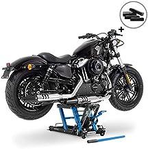 WUPYI2018 Pont /Él/évateur Hydraulique pour Moto,Plateforme /él/évatrice Moto Support Montage Levage Charge maximale de 680KG