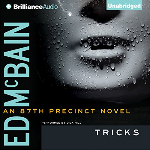Tricks audiobook cover art
