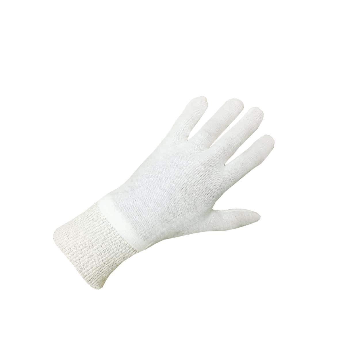 Guantes de algodón Beige Talla XL/10 EP 4105: Amazon.es: Bricolaje y herramientas