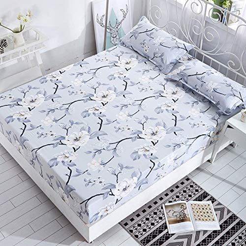 huyiming Gebruikt voor Single piece bed cover ademende beschermhoes matras dekbedovertrek 1.8