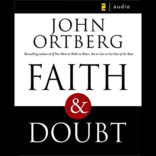 Faith and Doubt audiobook cover art