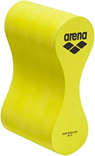 Arena Club Kit Swim Pool Club Training Gear Kit, Neon Yellow, Kickboard/Pull Buoy