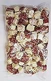 Tartufo dolce bianco   von Antica Torroneria Piemontese   Edle Trüffel-Praline aus Italien   Schokoladen-Trüffel mit weißer Schokolade   mit Piemont Haselnüssen   1 kg Großpackung   Glutenfrei