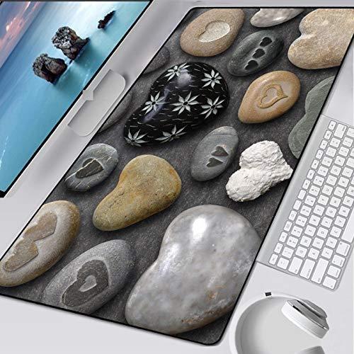 Mauspad Gesperrt Gaming Xl Mausmatte Gaming Computer Tastatur Schreibtisch Pad Großes Gummi Mauspad 800X300X3Mm