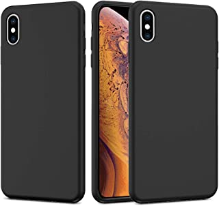 Best iphone x black silicone case Reviews