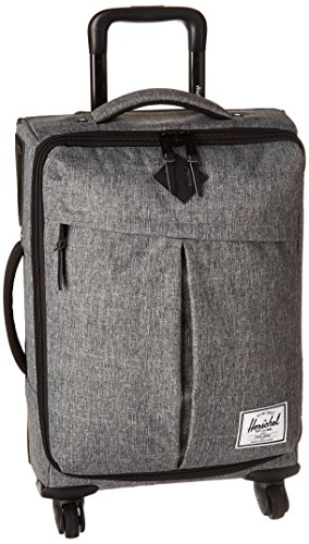 Herschel Travel Collection Highland Travel 4-Rollen-Trolley 55 cm Raven