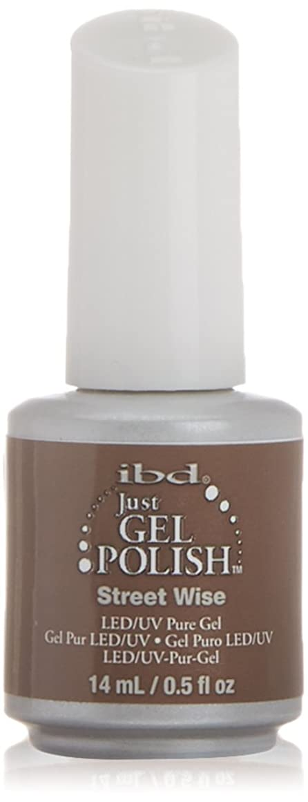 瞑想出撃者所属ibd Just Gel Nail Polish - Street Wise - 14ml / 0.5oz