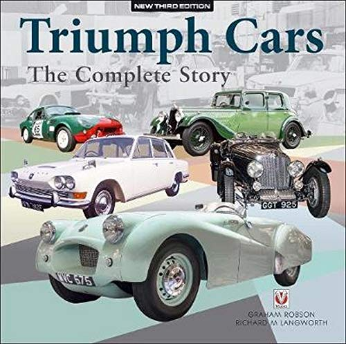Triumph Cars - The Complete Story: …