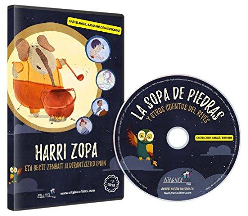 Harri Zopa (Ed. Euskera) [DVD]