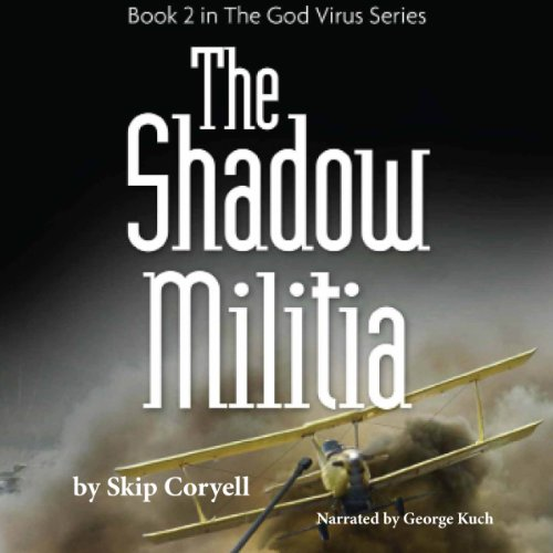 The Shadow Militia audiobook cover art