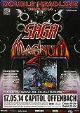 Magnum - Double Headline, Frankfurt 2014 »