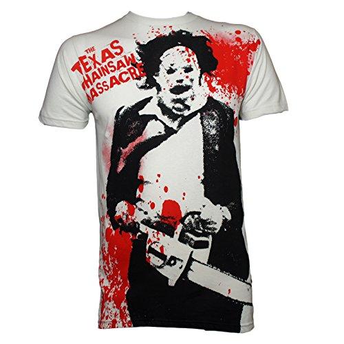 Texas Chainsaw Massacre Men's Spatter...
