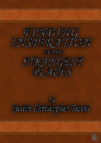 Click for Finding Inspiration in the Strangest Places, available as a digital or print book!
