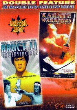 Bruce Li The Invincible / Karate Warriors