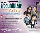 Filters Now DPFTFCAH23P=DAD 21x23.5x1 American Standard Replacement Filter MERV...